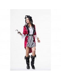 Vestido Mulher Pirata II