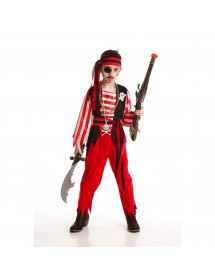 Fato Pirata do Tesouro