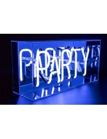 Caixa Acrílica Neon Party