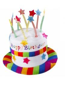 Chapéu Happy Birthday