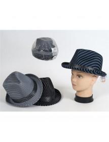 Chapéu com Riscas