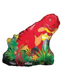 Balão Foil Dinossauro ( 71cm )
