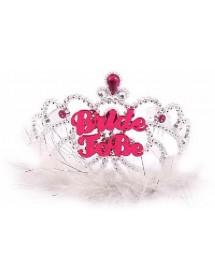 Tiara Bride to Be C/Pêlo