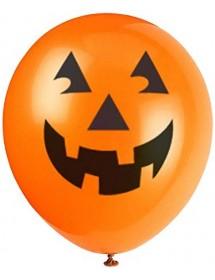 Balões Halloween Abóbora (Pack 6 )