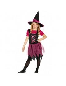 Vestido Bruxa Glitter
