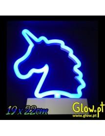 Unicórnio LED ( 19x22cm)