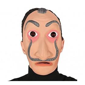 Máscara Salvador Dali / Casa de Papel