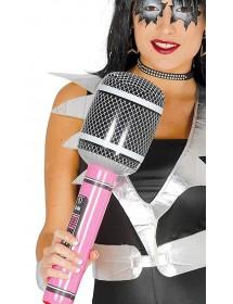 Microfone Insuflável 50cm
