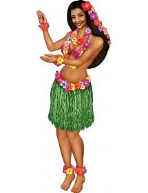 Hula Girl Decoração 97cm