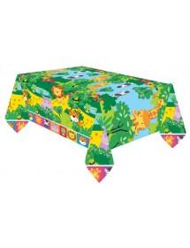 Toalha Plástico Selva