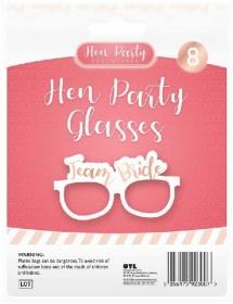 Óculos Team Bride ( Pack 8 )