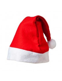 Gorro Pai Natal Simples
