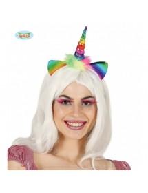 Bandolete Unicórnio Rainbow