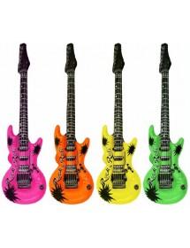 Guitarra Neon Insuflável ( 106cm )