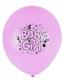 Balões Baby Boy ( Pack 12 ) 23cm