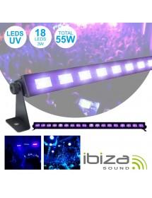 Barra LED UV ( 18 LED's)