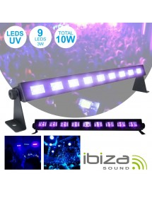 Barra LED UV ( 9 LED's)