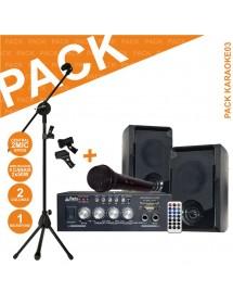 Pack Karaoke Party