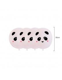Balões Latex Pandas ( Pack 6 )