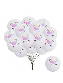 Balões Latex Unicórnios (Pack5) 30cm