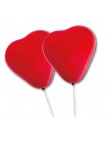 Balões Coração ( Pack 2 ) 30cm
