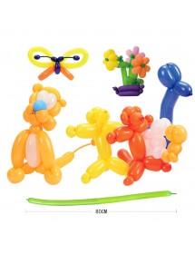 Balões de Modelar Pack 100
