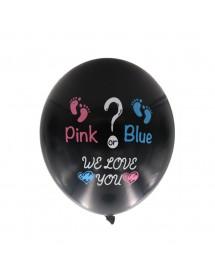 Balão Revelação Sexo Bebé 45cm
