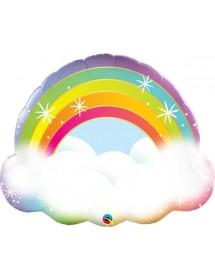 Balão Foil Arco-íris