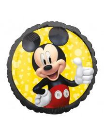 Balão Foil Redondo Mickey