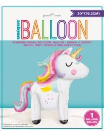 Balão Foil Unicórnio 76cm