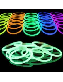 Pulseiras Glow (100 unidades)