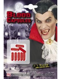 Cápsulas Sangue