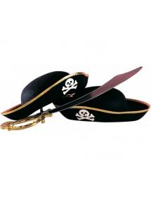 Chapéu Pirata (criança)