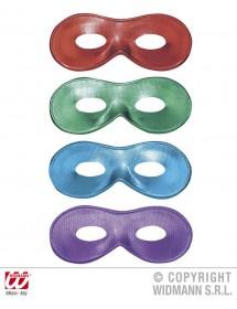 Máscara Brilhante Colorida