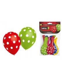 Balões Bolinhas (pack 8) 95cm