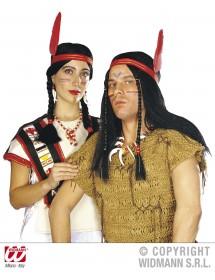 Peruca Índio
