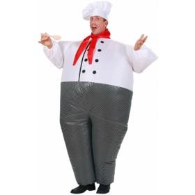 Fato Chef Insuflável