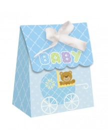 Sacos Baby Shower Azul (pack 12)